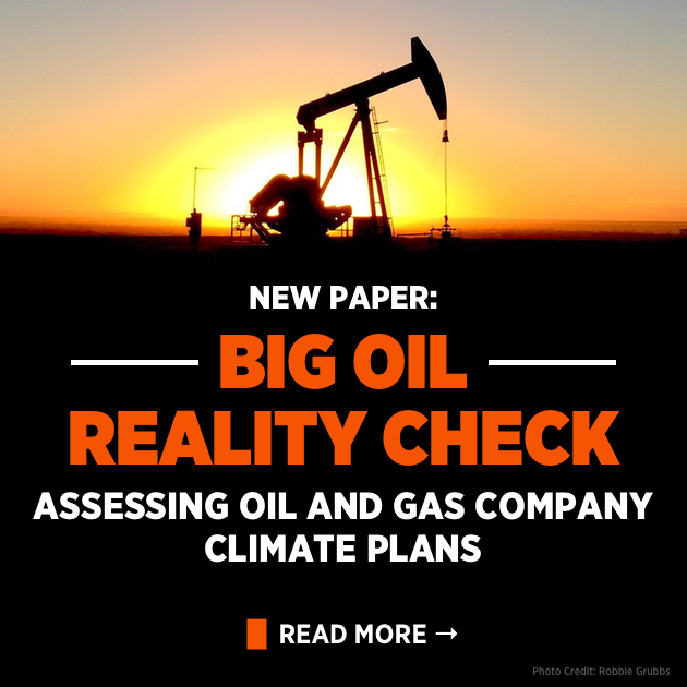 OilWire #26: A reality check for oil and gas companies