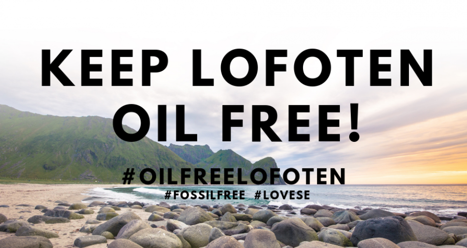 OilWire Issue #11: #OilFreeLofoten victory; Is the IEA like Google Maps?; The dirtiest banks since Paris